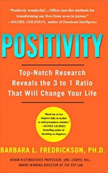 Barbara Fredrickson, PHD – Positivity